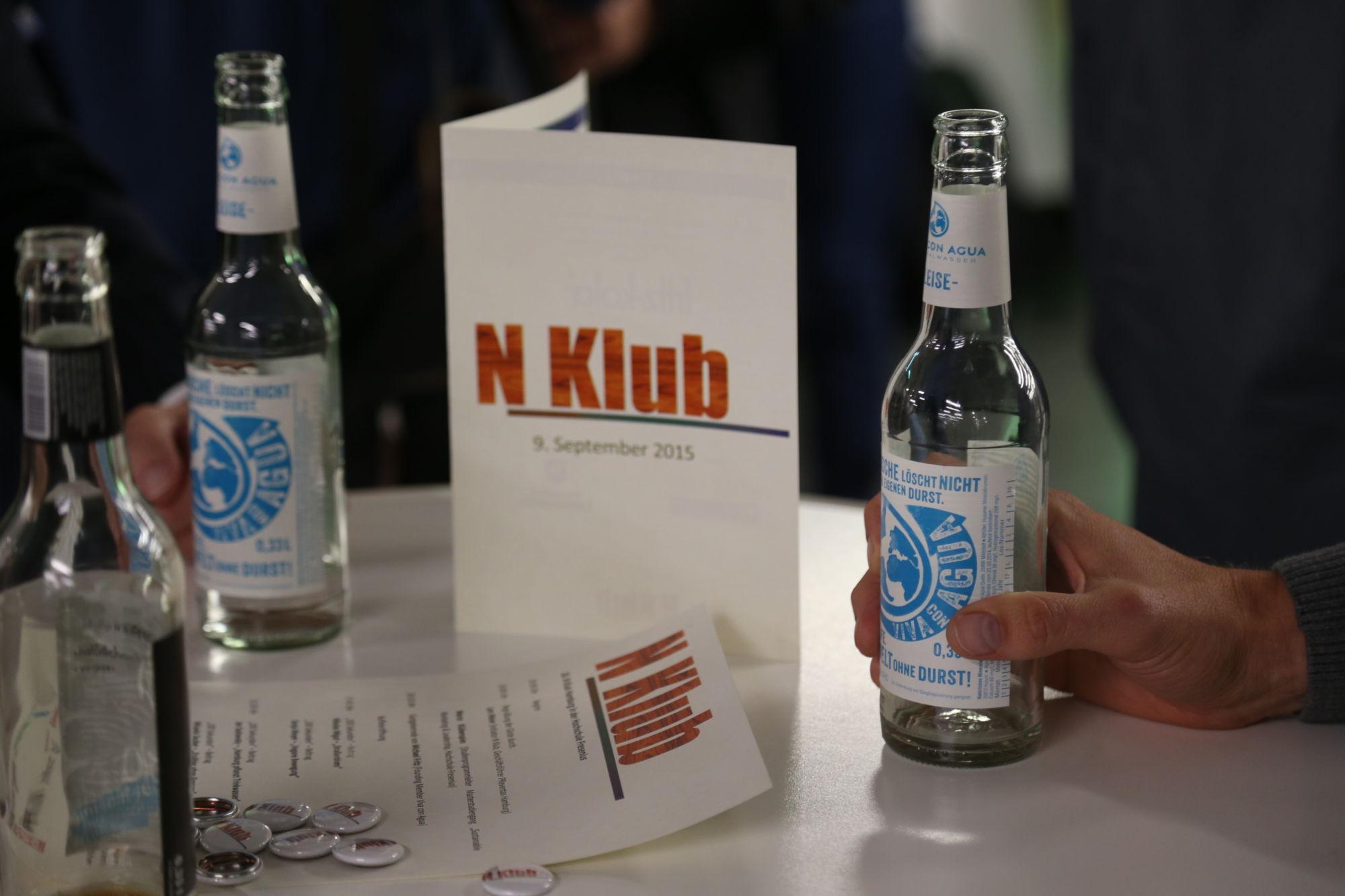 26. N Klub Hamburg – Positive Wege aufzeigen statt mahnend den Zeigefinder zu heben