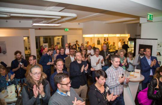 Viele spannende Projekte, neue Gesichter und Interessierte Zuho¦êrer beim N Klub Frankfurt