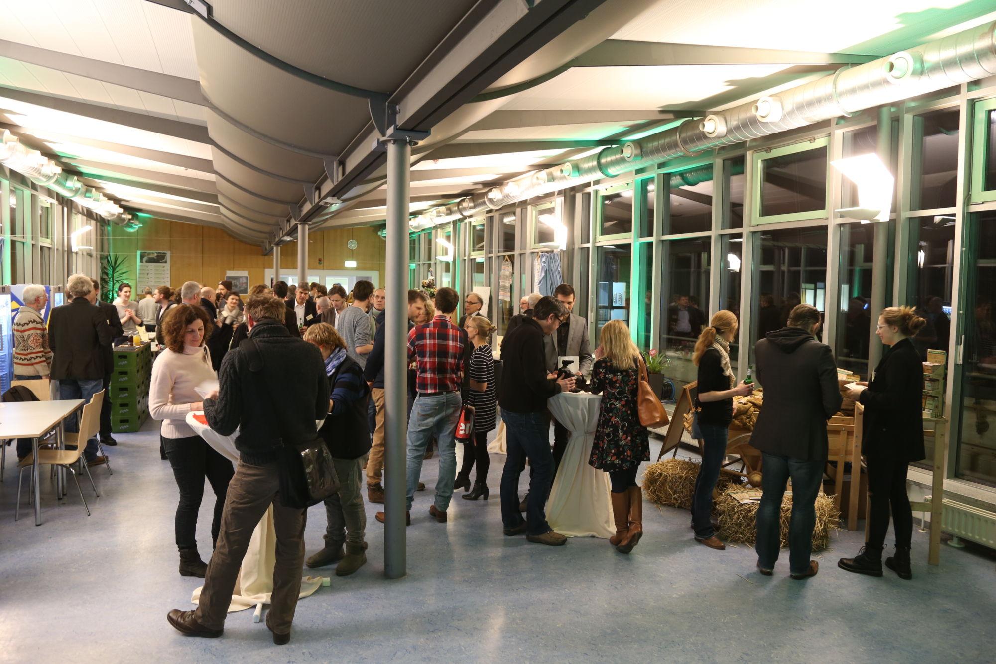 28. N Klub Hamburg – Das Thema Nachhaltigkeit ist kunterbunt