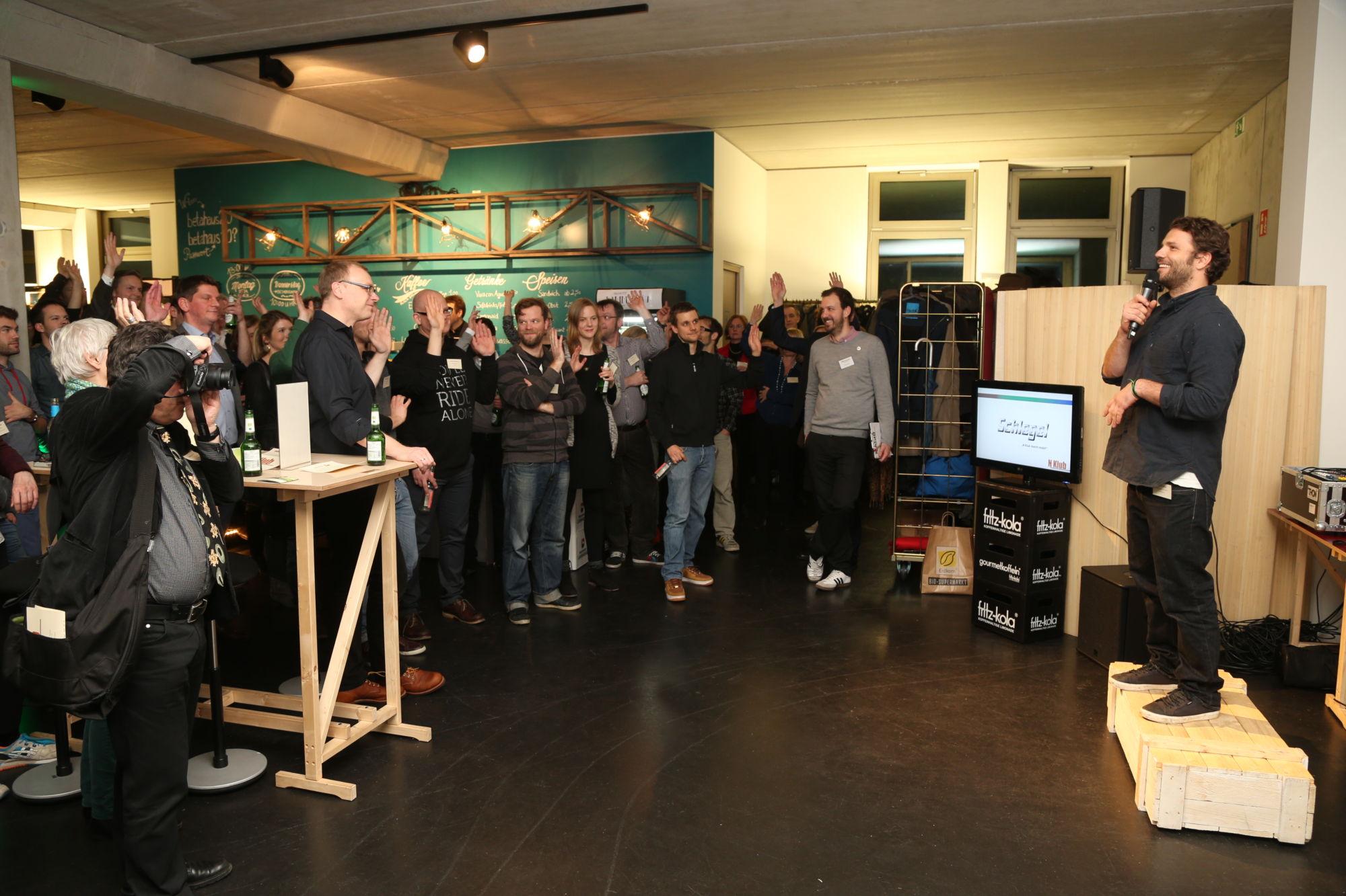 24. N Klub Hamburg – Zukunftsfähige Hansestadt mit grünen Clubs, ohne kaputte Fahrräder