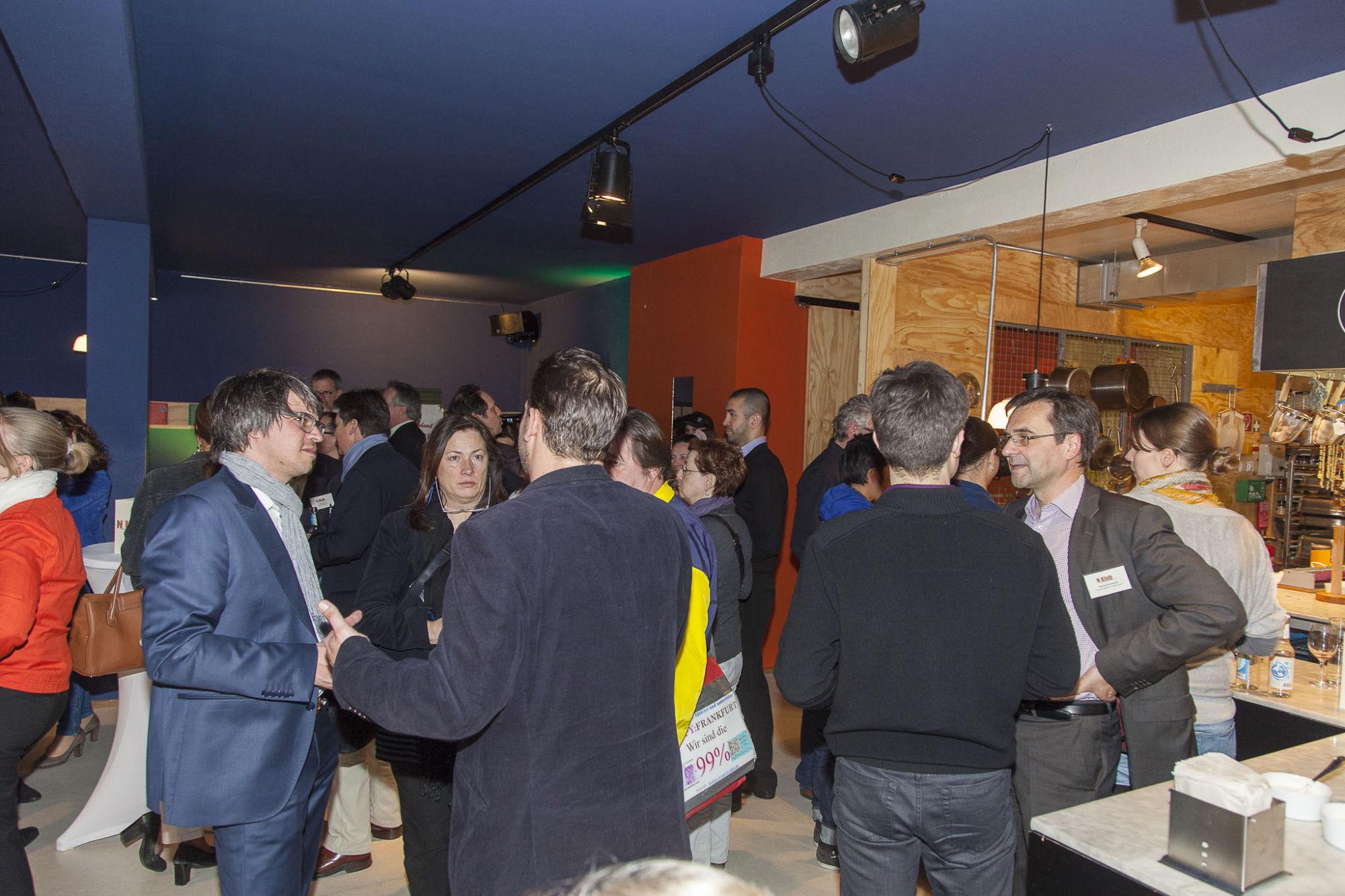 1. N Klub – Gelungene Premiere in Frankfurt am Main
