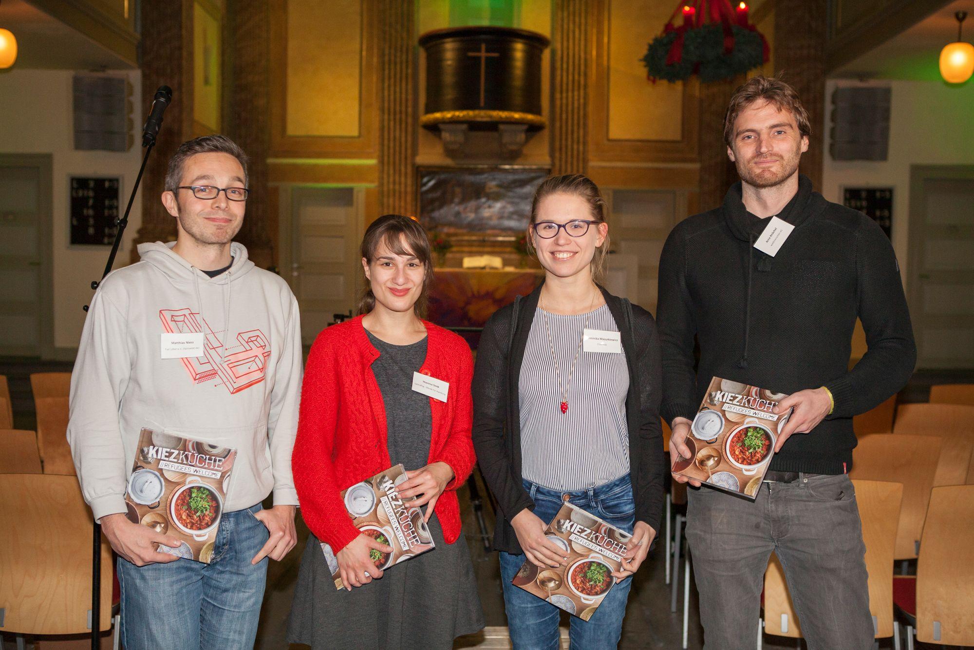 Spontaner Beschluss: N Klub Hamburg unterstützt das Winternothilfeprogramm